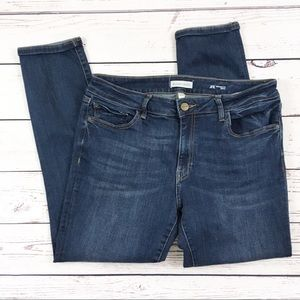Warp Weft JFK skinny jeans tag 32x29 actual 34x28